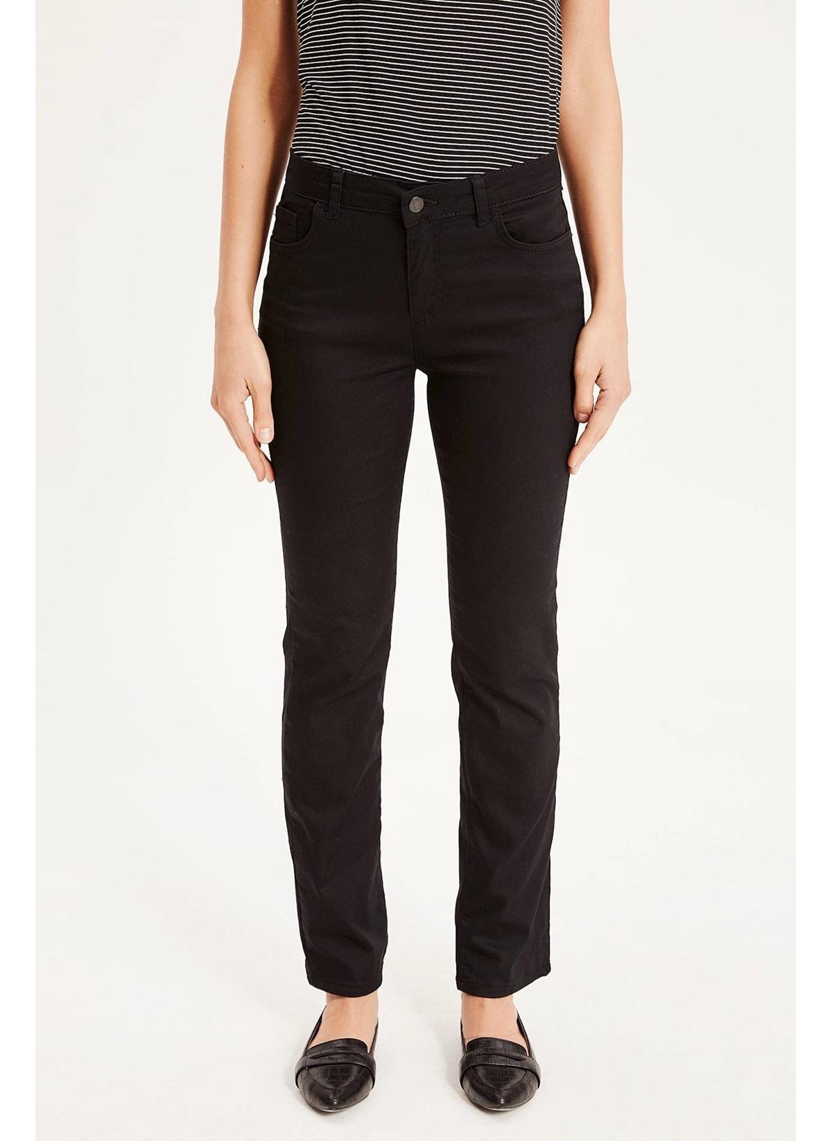 Defacto Carmela Straight Fit Pantolon J8754az19spbk27pantolon – 49.99 TL